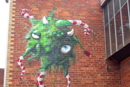 all-those-shapes-makatron-algae-troll-brunswick-east