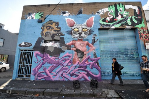 all-those-shapes_-_bailer_makatron_-_lions-and-pussies_-_fitzroy