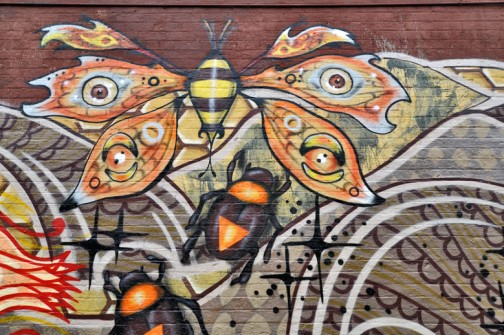 all-those-shapes_-_makatron_-_bee-terfly-n-beetle_-_brunswick-east