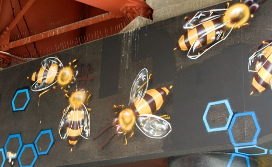 all_those_shapes_-_makatron_honey_bees_southbank