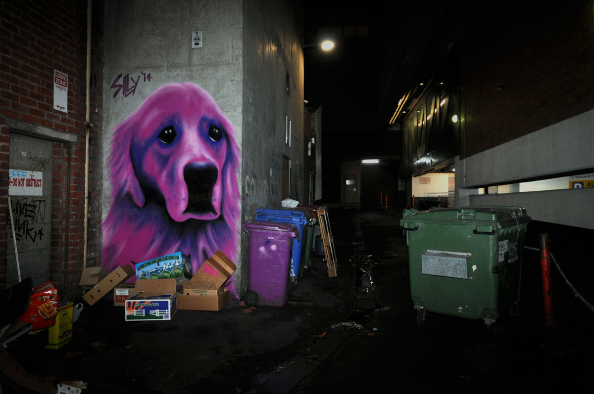 all-those-shapes_-_silly-sully_-_purple-puppy-sad_-_melbourne