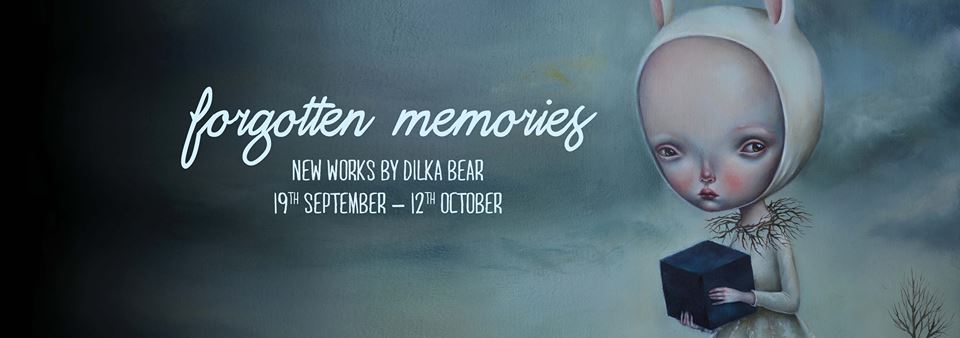 20140919_-_dilka-bear_-_forgotten-memories_-_auguste-clown-gallery