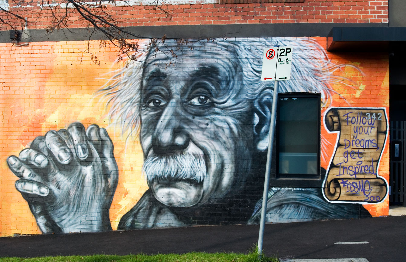 all-those-shapes_-_vincent-moloney_-_einstein_follow-your-dreams_-_hawthorn-east
