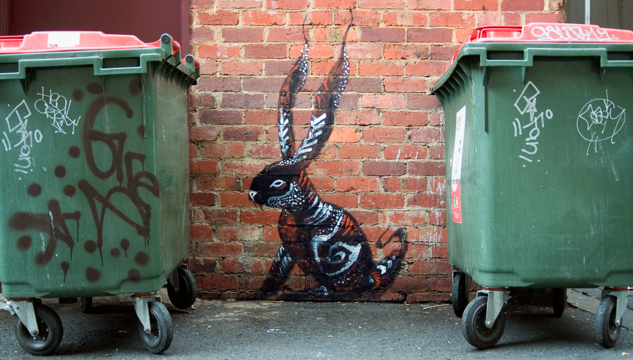 all-those-shapes_-_abyss_607_-_bin-bunny_-_melbourne