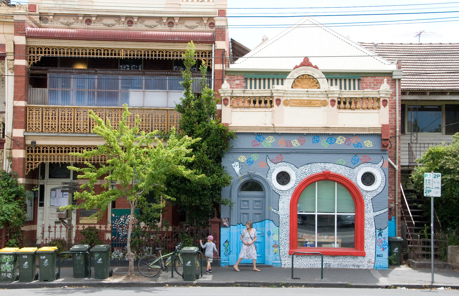 all-those-shapes_-_randoms_-_screamy-house_-_north-fitzroy