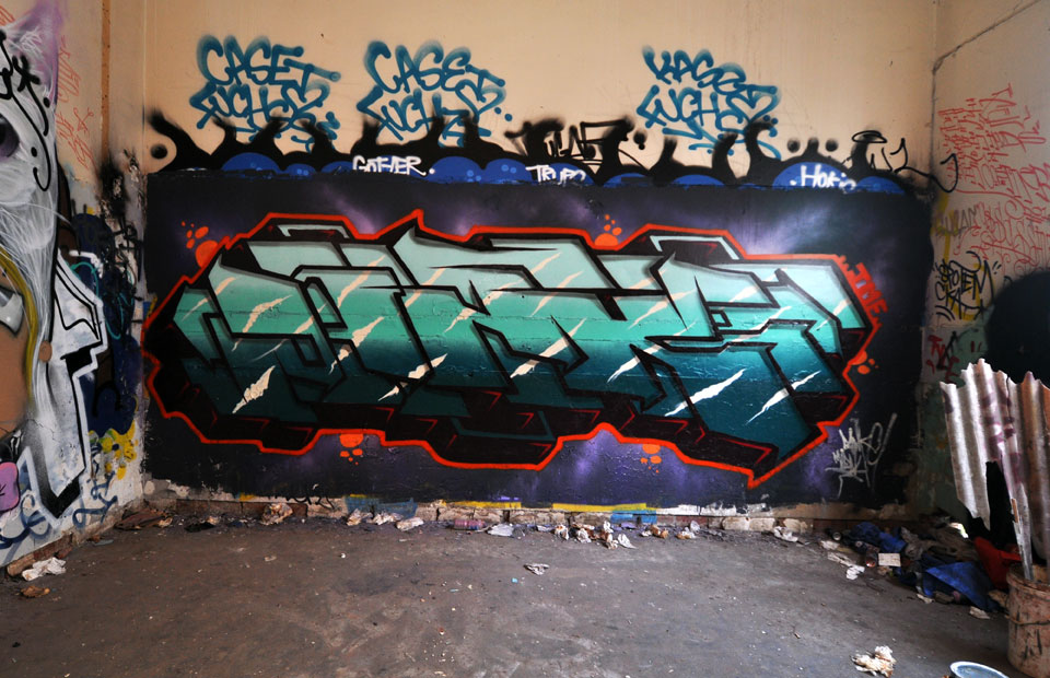 Danke Graffiti
